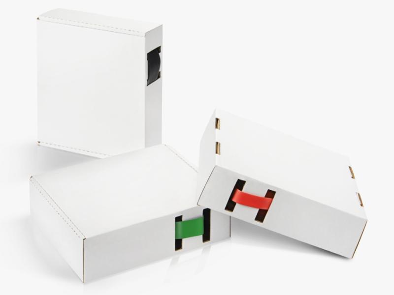 MINI-BOX контейнер для хранения термоусадочных трубок