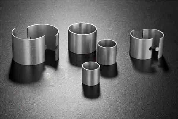 Опорное металлическое кольцо (втулка упорная для хомута)